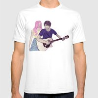BUBBLEGUM REMIX: Loveson… Mens Fitted Tee White SMALL