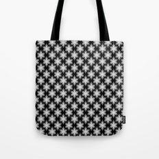 Fractal Snowflakes Tote Bag