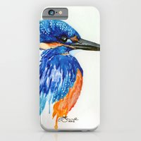 Kingfisher iPhone 6 Slim Case