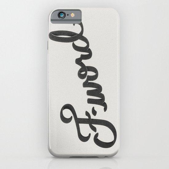 F-word iPhone & iPod Case