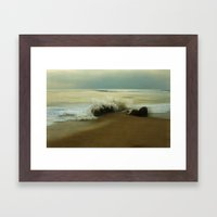 The Sea of Life Framed Art Print