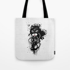 Claw Lynx Tote Bag