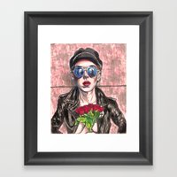Good Fortune Framed Art Print