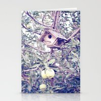 1 Apple Tree Ln. Stationery Cards