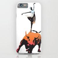 bovine ballet iPhone 6 Slim Case