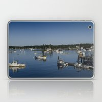Boothbay Harbor Laptop & iPad Skin