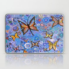 Butterflies are Free Laptop & iPad Skin