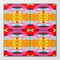 Crazy Carl's Quad 4 Canvas Print