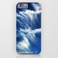 Whispy Clouds iPhone 6 Slim Case