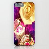 iPhone & iPod Case featuring Enchanted & Wonderstruck by Allison corn