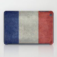 The National Flag of France iPad Case