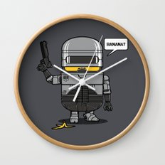 Despicable Law Enforcer Wall Clock