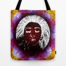 Breathe Kaleidoscope  Tote Bag