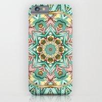 Sea Angel Kaleidoscope iPhone 6 Slim Case