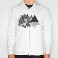 Triangle Grey Hoody