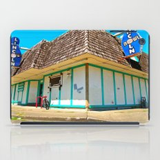 Lincoln Bowling Alley iPad Case