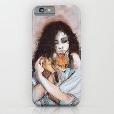 My fox, my love iPhone 6 Slim Case