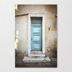 Porte N°5 Canvas Print
