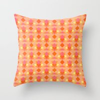 Fragil  Throw Pillow