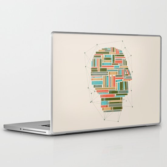 Socially Networked. Laptop & iPad Skin