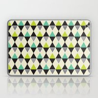 Mid-century pattern Laptop & iPad Skin