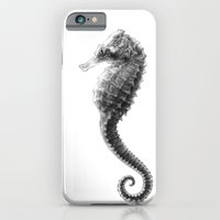 iPhone & iPod Case featuring Seahorse by HermesGC