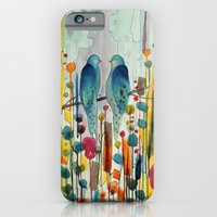 iPhone & iPod Case featuring we by sylvie demers