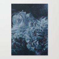 Life In The Void Canvas Print