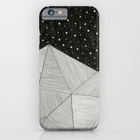 Stripe Mountains iPhone 6 Slim Case