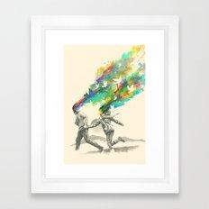 Emanate Framed Art Print