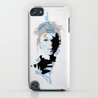 iPod Touch Cases featuring cobweb by SEVENTRAPS