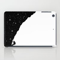 night climbing iPad Case