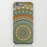 iPhone Cases featuring Mandala 100 by Patterns of Life