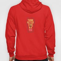 Think Outside The Box, W… Hoody