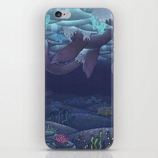 Nessy iPhone & iPod Skin