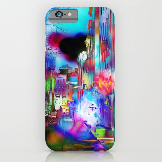 Boston Lights Remix iPhone & iPod Case