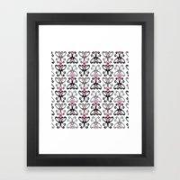 Swish Framed Art Print