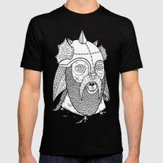 Warrior's Decapitated Head Mens Fitted Tee Black SMALL