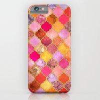 Hot Pink, Gold, Tangerin… iPhone 6 Slim Case