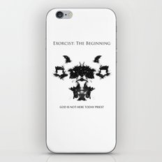 Exorcist: The Beginning vers1 iPhone & iPod Skin