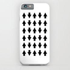 Arrows Black Slim Case iPhone 6s