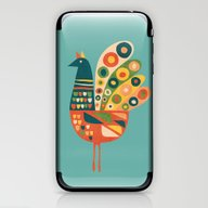 Century Hen iPhone & iPod Skin