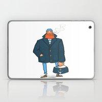 The Sailor Laptop & iPad Skin