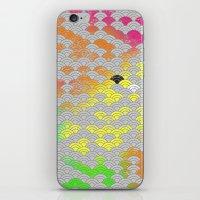 Japanese Pattern iPhone & iPod Skin