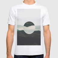 T-shirt featuring Up Side Down by Adrian Lungu