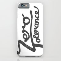 Zero Tolerance iPhone 6 Slim Case