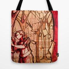 As You Like It - Shakespeare Romance Folio Illustration Tote Bag