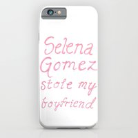 iPhone & iPod Case featuring I Love JB by ems orlien