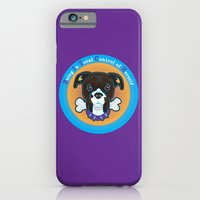 iPhone & iPod Case featuring Bitch by sophiedoodle