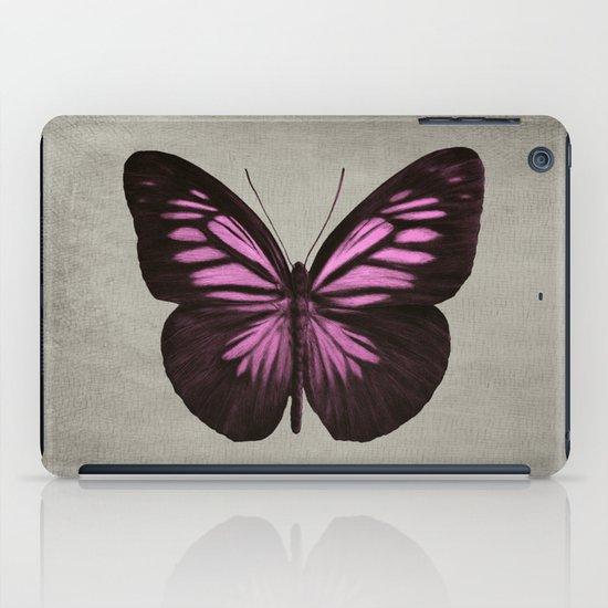 Papillon (Pink) iPad Case
